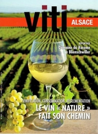 Article VITI Alsace